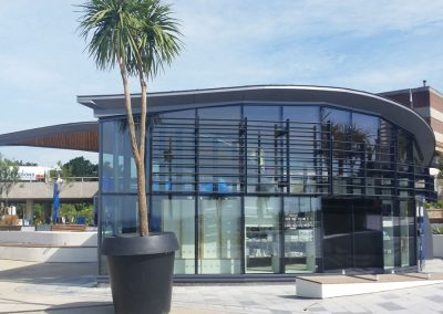The new Tourist Information Office, Pier Approach